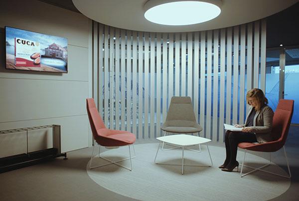 Conservas Garavilla – Nuevas Oficinas